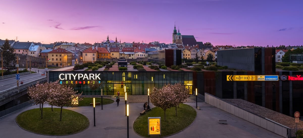 Citypark Jihlava-5