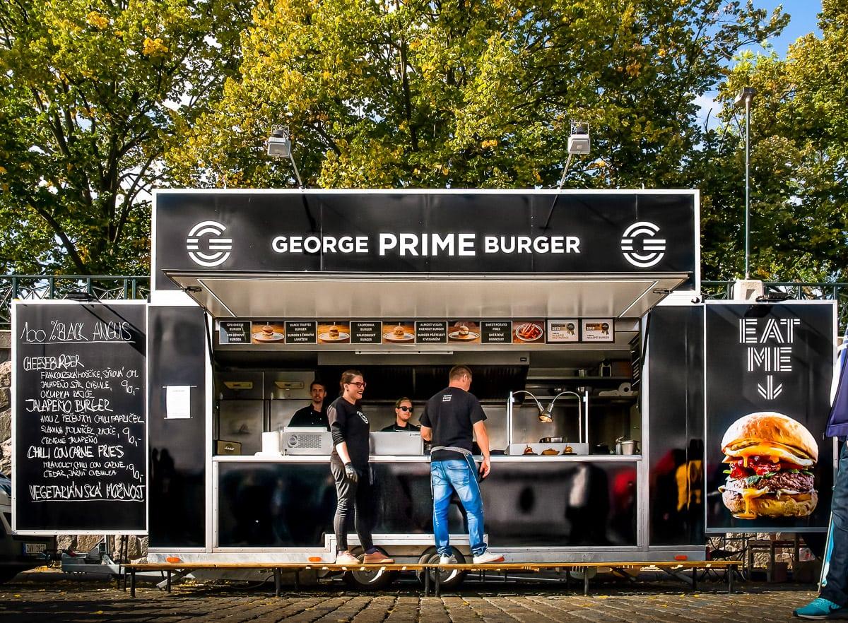 George Prime Burger Foodtruck-5