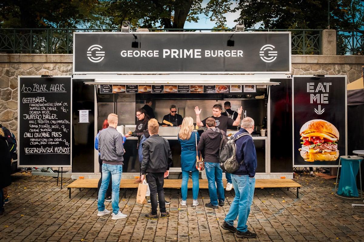 George Prime Burger Foodtruck-8
