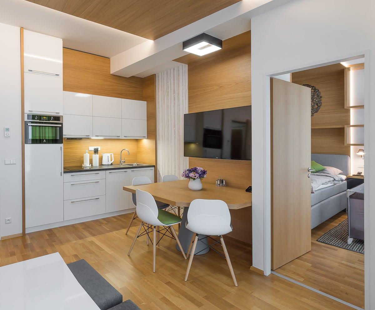 Horsky Apartman III